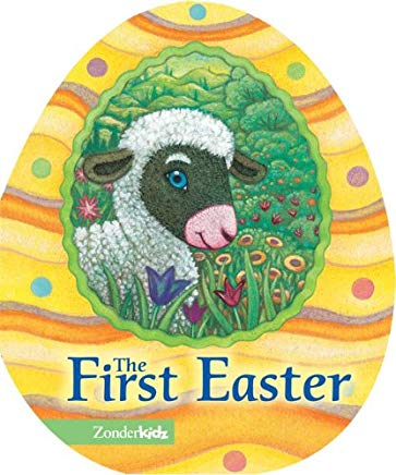 The First Easter (Easter Board Books) Cover