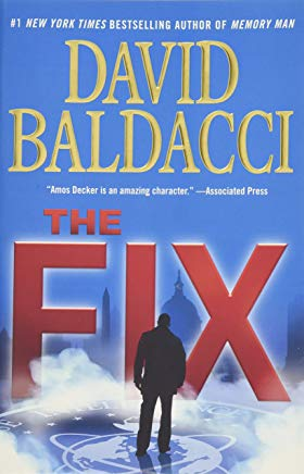 The Fix (Memory Man series) Cover