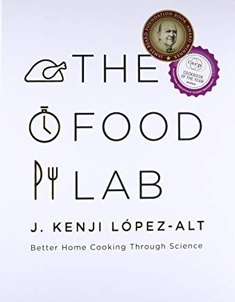 The Food Lab: Better Home Cooking Through Science Cover