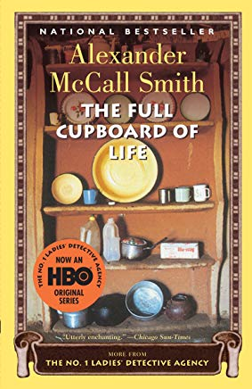 The Full Cupboard of Life (No. 1 Ladies Detective Agency, Book 5) Cover