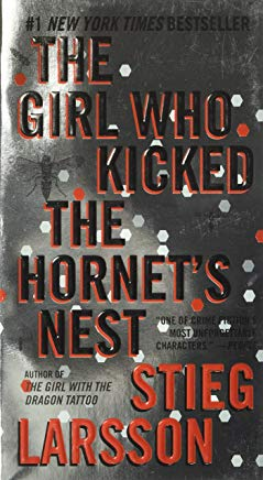 The Girl Who Kicked the Hornet's Nest (Millennium Series) Cover