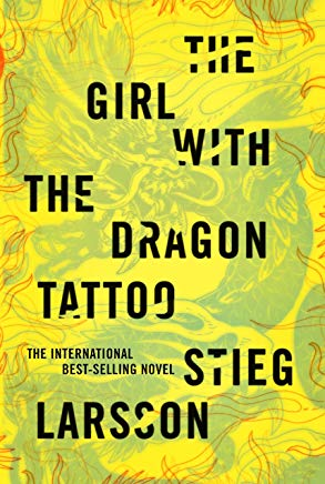 The Girl with the Dragon Tattoo (Millennium Series) Cover
