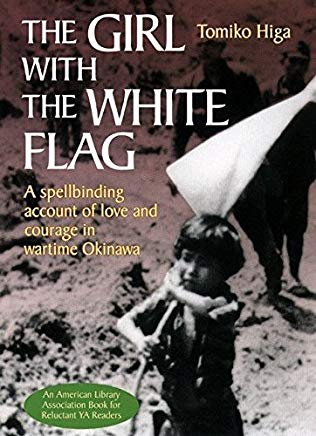The Girl with the White Flag Cover