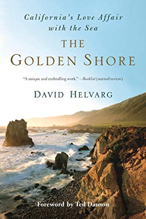 The Golden Shore: California's Love Affair with the Sea Cover