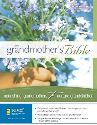 The Grandmother's Bible Cover