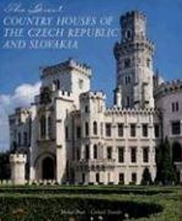 The Great Country Houses of the Czech Republic and Slovakia Cover