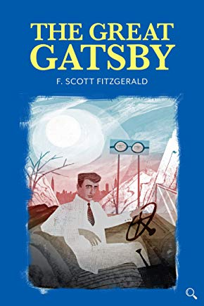 The Great Gatsby (Baker Street Readers) Cover