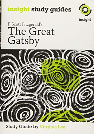 The Great Gatsby (Insight Study Guides) Cover