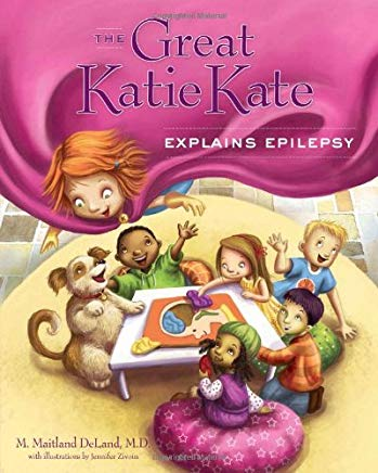 The Great Katie Kate Explains Epilepsy Cover