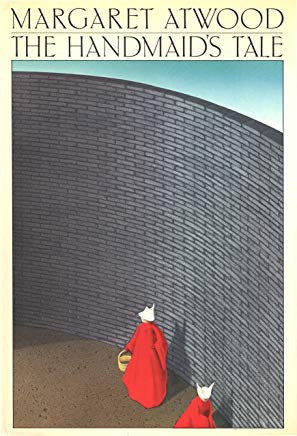 The Handmaid's Tale (Thorndike Press Large Print Core) Cover