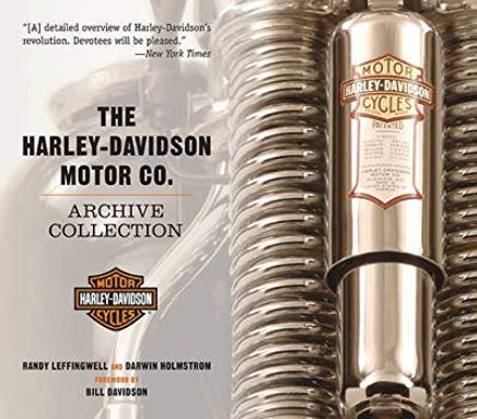 The Harley-Davidson Motor Co. Archive Collection Cover