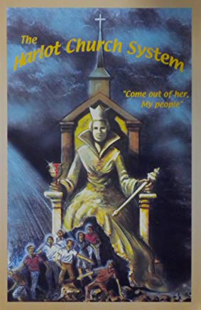 The Harlot Church System Cover