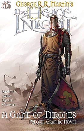 The Hedge Knight: The Graphic Novel (Game of Thrones) Cover