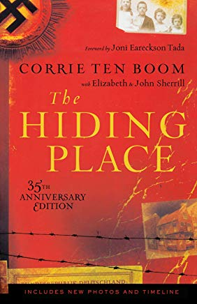 The Hiding Place Cover