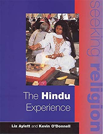 The Hindu Experience: Pupil's Book (Seeking Religion) Cover
