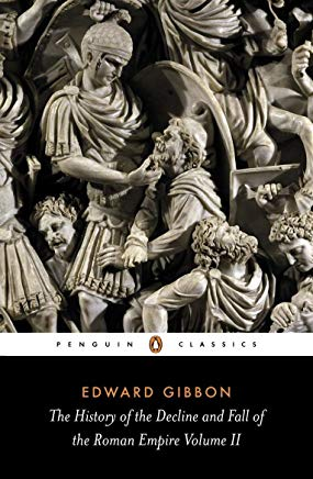The History of the Decline and Fall of the Roman Empire, Vol. 2 Cover