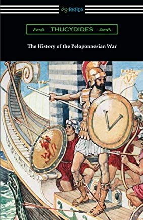 The History of the Peloponnesian War (Translated by Richard Crawley) Cover