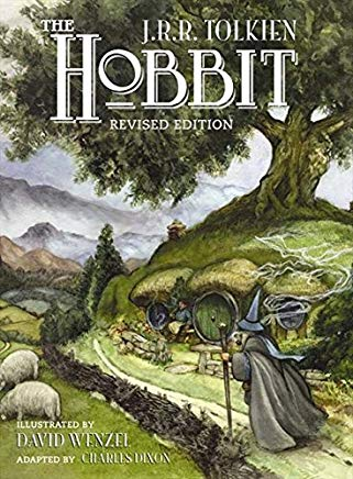 The Hobbit: Graphic Novel by Tolkien, J. R. R. [07 August 2006] Cover