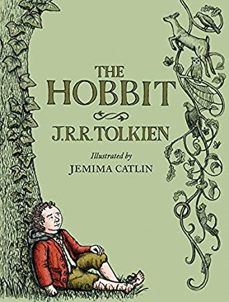 The Hobbit: Illustrated Edition Cover