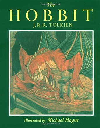 The Hobbit, or, There and Back Again Cover