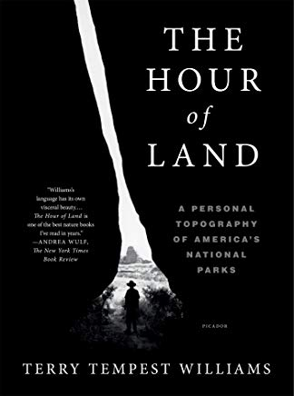 The Hour of Land: A Personal Topography of America's National Parks Cover