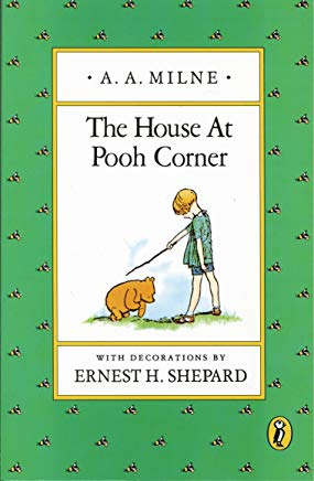 The House at Pooh Corner (Winnie-the-Pooh) Cover