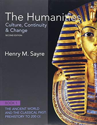 The Humanities: Culture, Continuity and Change, Book 1: Prehistory to 200 CE, Humanities, The: Culture, Continuity and Change, Book 2: 200 CE to 1400, ... MyArtsLab with Pearson eText (2nd Edition) Cover