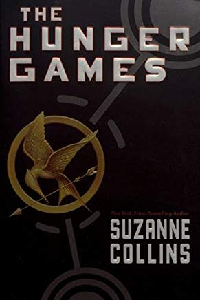 The Hunger Games (Book 1) Cover