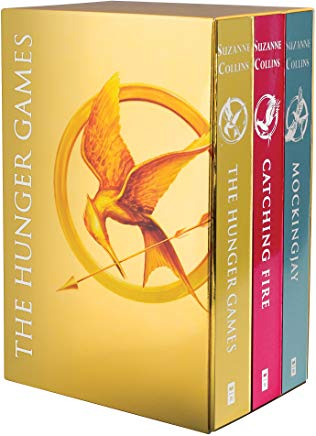 The Hunger Games Box Set: Foil Edition Cover