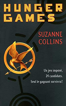 The Hunger Games (French Edition) Cover
