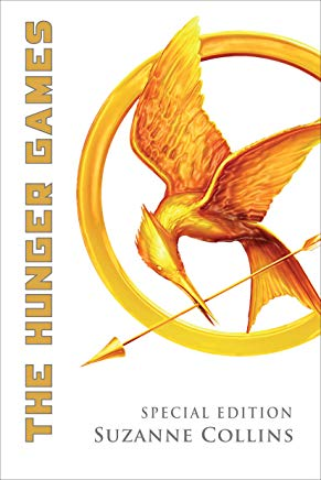 The Hunger Games (Hunger Games Trilogy, Book 1) Cover