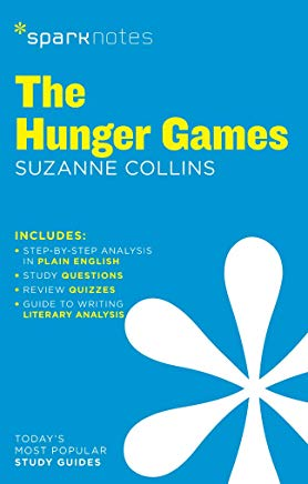 The Hunger Games (SparkNotes Literature Guide) (SparkNotes Literature Guide Series) Cover
