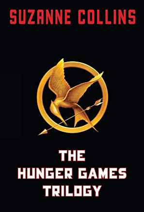 The Hunger Games Trilogy Cover