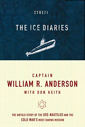 The Ice Diaries: The True Story of One of Mankind's Greatest Adventures Cover