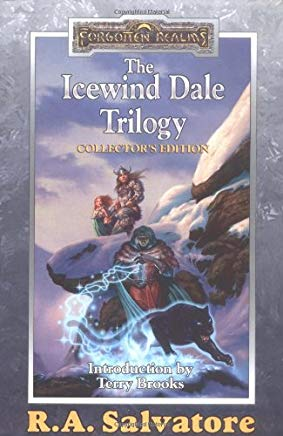 The Icewind Dale Trilogy: Collector's Edition (A Forgotten Realms Omnibus) Cover