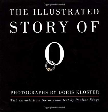 The Illustrated Story Of O Cover