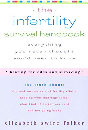 The Infertility Survival Handbook: The Truth About the Real Success Rate of Fertility Clinics, Keeping Your Marriage Intact, What Kind of Doctor You Need, and Not Going Broke Cover
