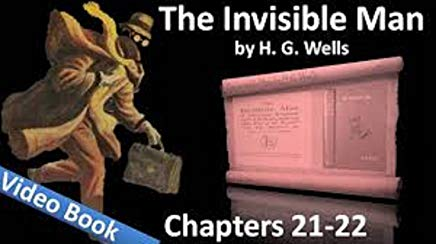 The Invisible Man A Grotesque Romance by Cover