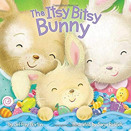 The Itsy Bitsy Bunny Cover