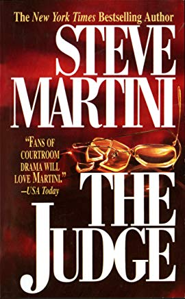 The Judge (Paul Madriani Novels Book 4) Cover