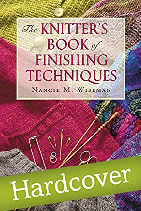 The Knitter's Book of Finishing Techniques Cover