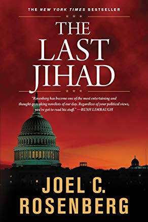 The Last Jihad (Political Thrillers Series #1) Cover