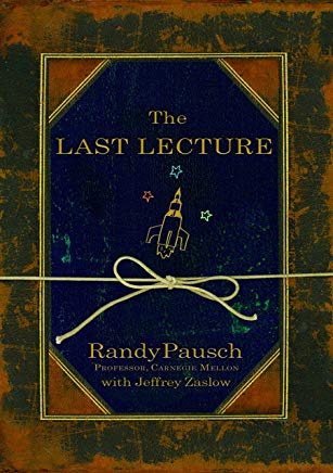 The Last Lecture Cover
