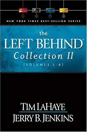 The Left Behind Collection II boxed set: Vol. 5-8 (Vols 5-8) Cover
