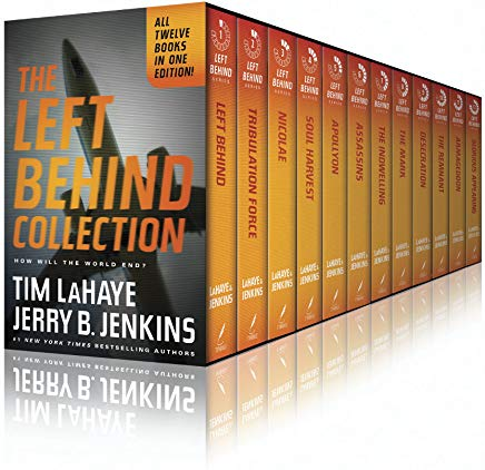 The Left Behind Collection Cover