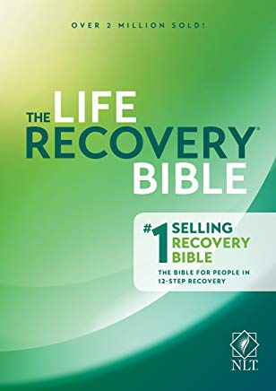 The Life Recovery Bible NLT Cover