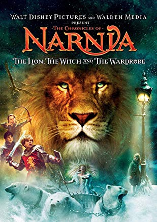 The Lion, the Witch and the Wardrobe (The Chronicles of Narnia, Volume 2) Cover