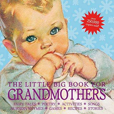 The Little Big Book for Grandmothers, revised edition (Little Big Books) Cover