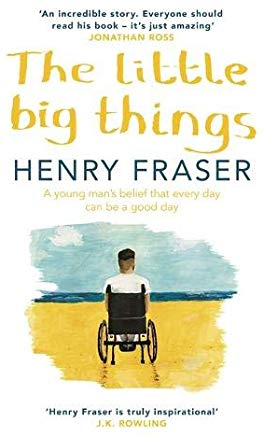 The Little Big Things: The Inspirational Memoir of the Year Cover
