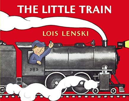The Little Train (Lois Lenski Books) Cover